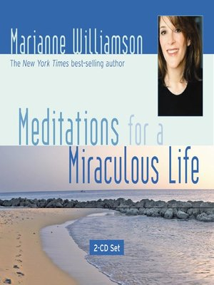 cover image of Meditations for a Miraculous Life