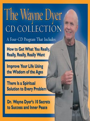 cover image of The Wayne Dyer Audio Collection