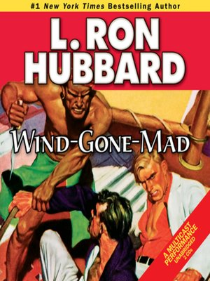 cover image of Wind-Gone-Mad