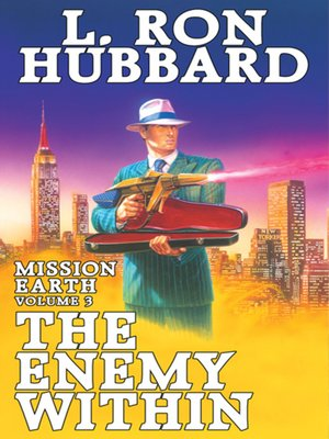 cover image of The Enemy Within