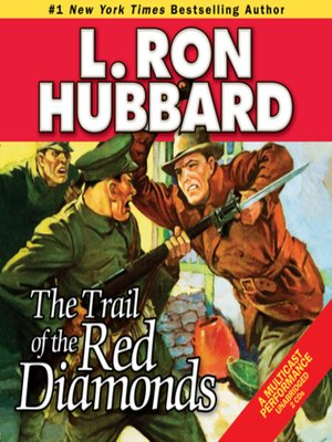 cover image of The Trail of the Red Diamonds