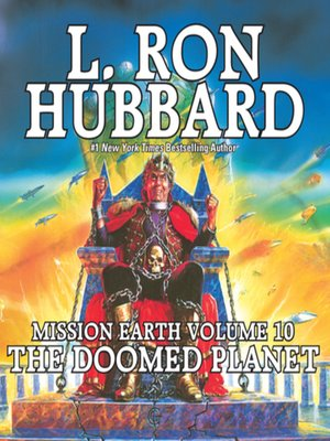 cover image of The Doomed Planet