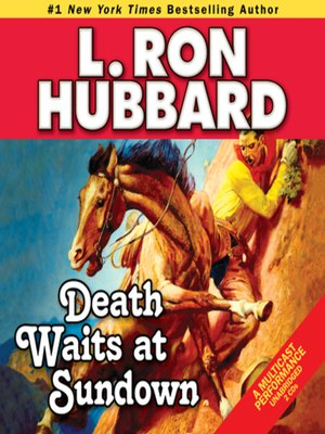 cover image of Death Waits at Sundown