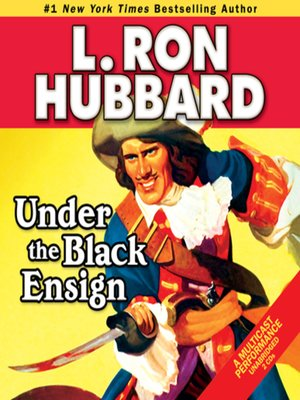 cover image of Under the Black Ensign