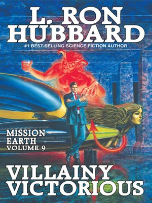 cover image of Villainy Victorious