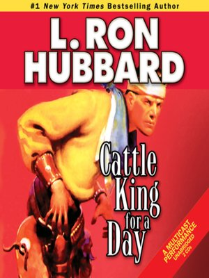 cover image of Cattle King for a Day