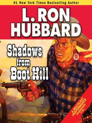 cover image of Shadows from Boot Hill
