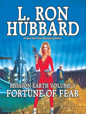 cover image of Fortune of Fear