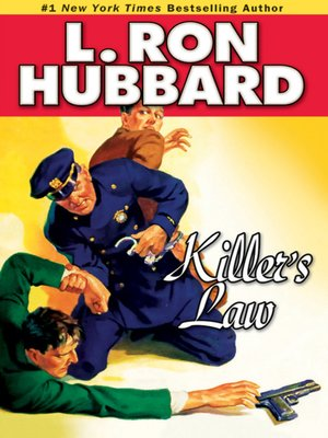 cover image of Killer's Law