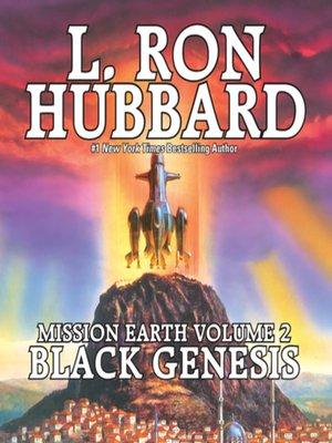cover image of Black Genesis