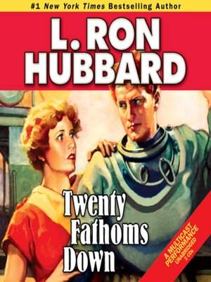 cover image of Twenty Fathoms Down