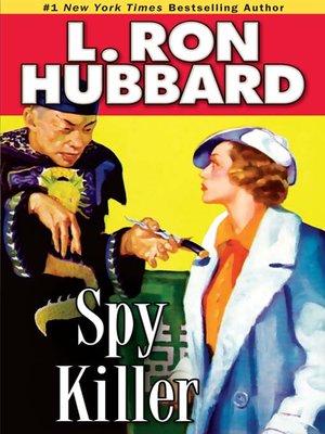 cover image of Spy Killer