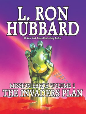 cover image of The Invaders Plan