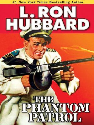 cover image of The Phantom Patrol