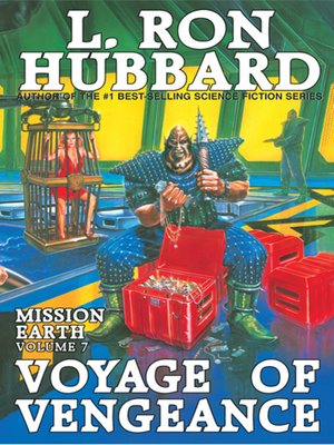 cover image of Voyage of Vengence
