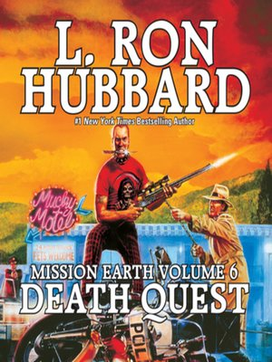 cover image of Death Quest