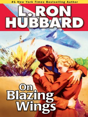 cover image of On Blazing Wings