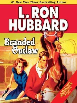 cover image of Branded Outlaw