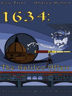 cover image of 1634: The Galileo Affair