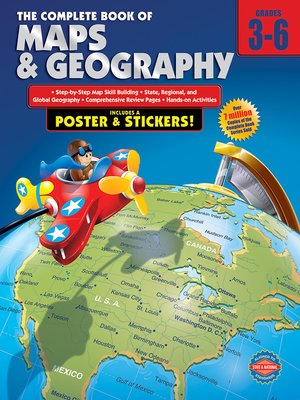 cover image of The Complete Book of Maps and Geography, Grades 3--6