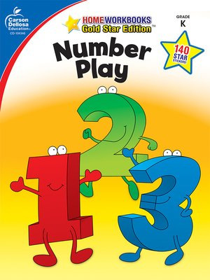 cover image of Number Play, Grade K