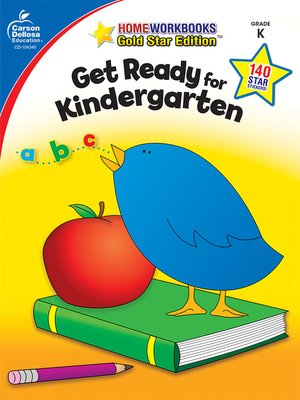 cover image of Get Ready for Kindergarten