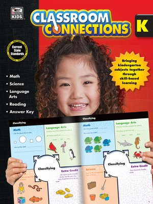cover image of Classroom Connections, Grade K