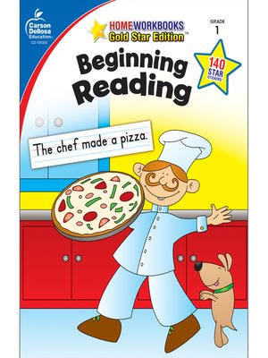 cover image of Beginning Reading, Grade 1