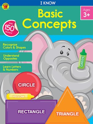 cover image of I Know Basic Concepts