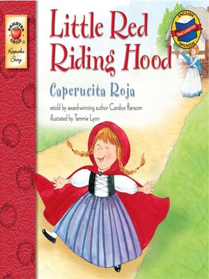 cover image of Little Red Riding Hood / Caperucita roja