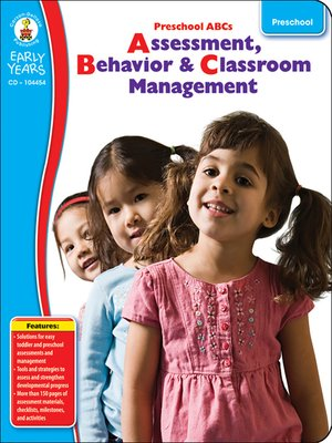 cover image of Preschool ABC's, Grade Preschool
