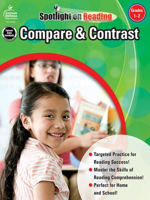 cover image of Compare & Contrast, Grades 1 - 2