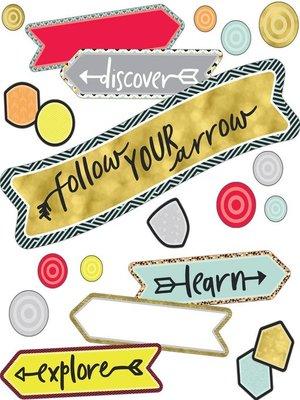 cover image of Aim High Follow Your Arrow