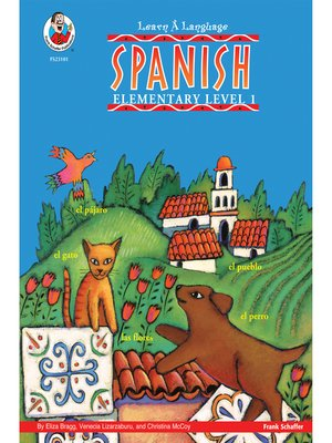 cover image of Spanish, Grade 1
