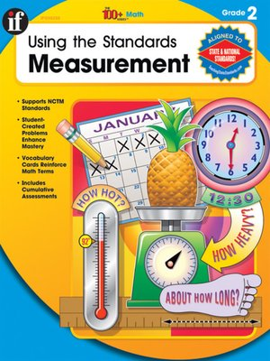 cover image of Using the Standards - Measurement, Grade 2