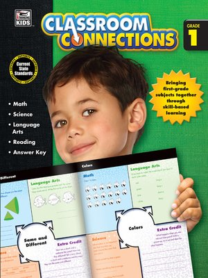 cover image of Classroom Connections, Grade 1