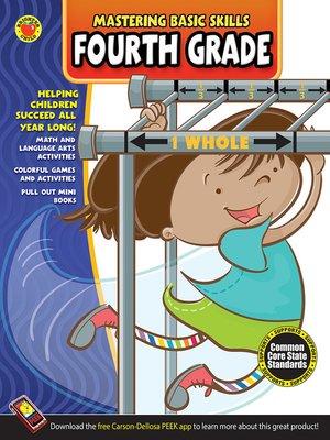 cover image of Mastering Basic Skills® Fourth Grade Workbook