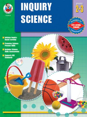 cover image of Inquiry Science, Grades 2 - 3