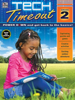 cover image of Tech Timeout, Grade 2