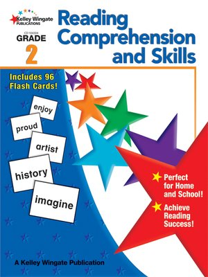 cover image of Reading Comprehension and Skills, Grade 2