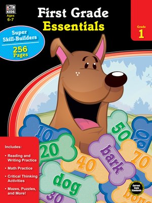 cover image of First Grade Essentials