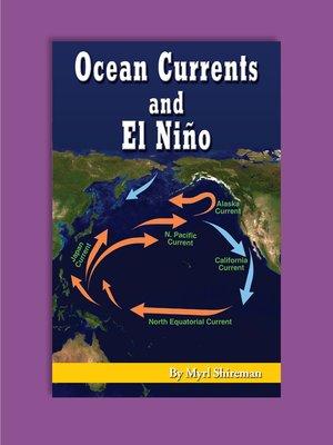 cover image of Ocean Currents and El Niño