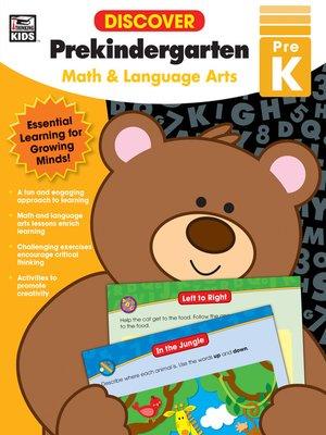 cover image of Discover Prekindergarten