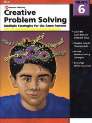 problem solving grade 6