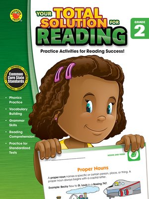 cover image of Your Total Solution for Reading, Grade 2