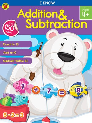 cover image of I Know Addition & Subtraction