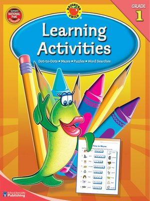 cover image of Learning Activities, Grade 1