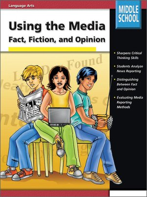 cover image of Using the Media, Grades 6 - 8