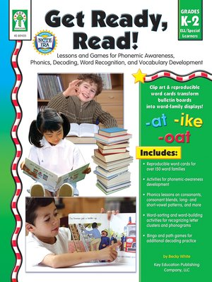 cover image of Get Ready, Read!