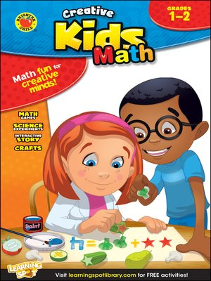 cover image of Math, Grades 1 - 2